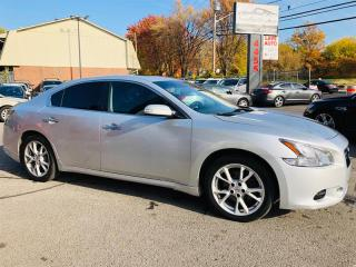 Used 2012 Nissan Maxima 3.5L-Air-Cuir-Toit-Mags-Sièges chauffants for sale in Laval, QC