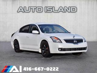 Used 2009 Nissan Altima I4 2.5 SL,Bluetooth,Leather,Sunroof,Heated Seat,Alloy for sale in North York, ON