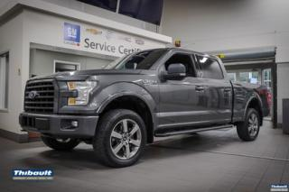 Used 2015 Ford F-150 2015 Ford F-150 - 4WD SuperCrew 157  XLT **FX for sale in Sherbrooke, QC