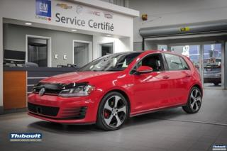 Used 2016 Volkswagen Golf GTI 5dr HB Man Autobahn for sale in Sherbrooke, QC