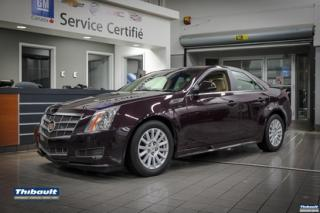 Used 2010 Cadillac CTS 4DR SDN 3.0L RWD for sale in Sherbrooke, QC