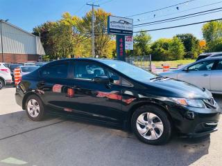 Used 2014 Honda Civic Air-Bluetooth-Sieges Chauffant-Jamais Accidentée for sale in Laval, QC