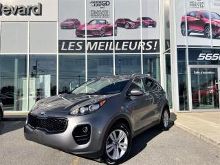 Used 2018 Kia Sportage LX for sale in St-Hyacinthe, QC