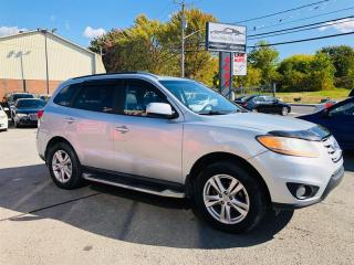 Used 2010 Hyundai Santa Fe AWD-Air-Toit-Mags-Volant & Siéges Chauffant for sale in Laval, QC
