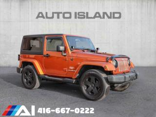 Used 2011 Jeep Wrangler - 12 MONTH POWER-TRAIN WARRANTY INCLUDED - for sale in North York, ON