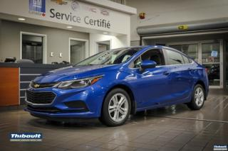 Used 2016 Chevrolet Cruze 4DR SDN AUTO LT for sale in Sherbrooke, QC