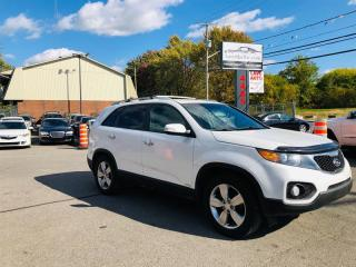 Used 2012 Kia Sorento AWD-Cuir-Air-Mags-Bluetooth-Siéges Chauffant for sale in Laval, QC