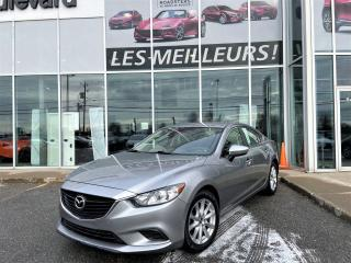 Used 2015 Mazda MAZDA6 GX for sale in St-Hyacinthe, QC