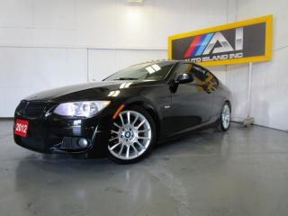 Used 2012 BMW 3 Series 2dr Cpe 328i RWD,BLUETH,SAFETY INCL,NORTH-YORK for sale in North York, ON