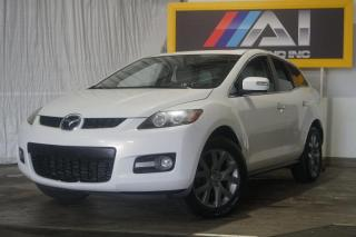 Used 2009 Mazda CX-7 Bluetooth,Leather,Sunroof,Heated Seat for sale in North York, ON