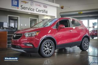 Used 2019 Buick Encore Tourisme Sport for sale in Sherbrooke, QC
