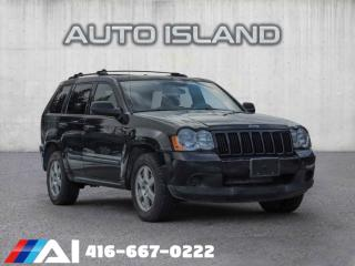 Used 2008 Jeep Grand Cherokee 4WD Laredo for sale in North York, ON