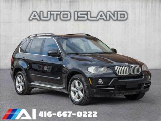 Used 2008 BMW X5 AWD 4dr 4.8i for sale in North York, ON
