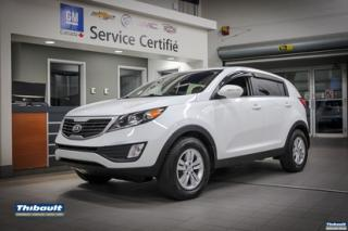 Used 2013 Kia Sportage FWD 4dr I4 Man LX for sale in Sherbrooke, QC