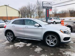 Used 2016 Mercedes-Benz GLA GLA 250-4MATIC-Amg Package-Cuir-Toit-Navi-Camera for sale in Laval, QC