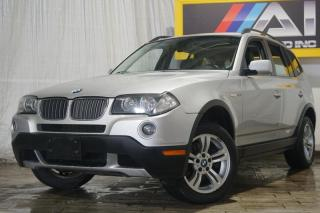 Used 2007 BMW X3 AWD 3.0i for sale in North York, ON