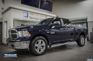 Used 2016 RAM 1500 2016 Ram 1500 - 4WD Crew Cab 149  Big Horn for sale in Sherbrooke, QC