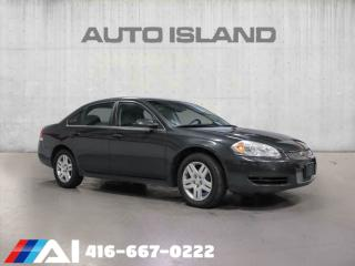 Used 2013 Chevrolet Impala LT BLUETOOTH ALLOYS POWER GROUP for sale in North York, ON