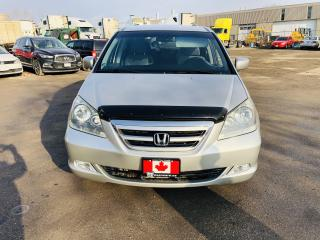 Used 2006 Honda Odyssey EX for sale in Brampton, ON