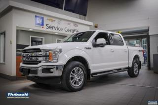 Used 2018 Ford F-150 LARIAT 4WD SUPERCREW 5.5' BOX for sale in Sherbrooke, QC