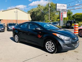 Used 2012 Hyundai Elantra Auto-Air-Bluetoot-Siége Chauffant-Jamais Accidenté for sale in Laval, QC