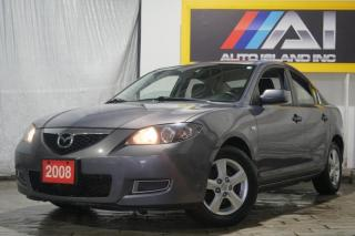 Used 2008 Mazda MAZDA3 4dr Sdn for sale in North York, ON