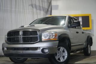 Used 2006 Dodge Ram 1500 4WD 4dr Quad Cab for sale in North York, ON