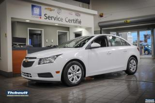 Used 2014 Chevrolet Cruze 2014 Chevrolet Cruze - 4dr Sdn 1LT for sale in Sherbrooke, QC