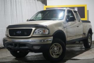 Used 2000 Ford F-150 Supercab Flareside 139