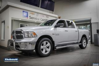 Used 2017 RAM 1500 4WD Crew Cab 140.5  SLT for sale in Sherbrooke, QC