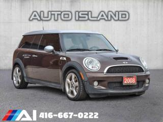 Used 2008 MINI Cooper Clubman 2dr Cpe S for sale in North York, ON