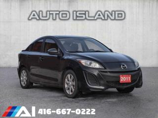 Used 2011 Mazda MAZDA3 GS  Bluetooth  Alloy  5 Speed for sale in North York, ON
