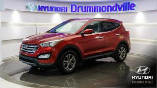 Used 2014 Hyundai Santa Fe Sport PREMIUM + GARANTIE + MAGS + CRUISE + A/C for sale in Drummondville, QC