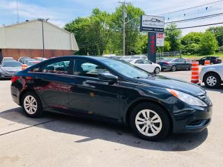 Used 2011 Hyundai Sonata 2.4L-Auto-Air-Bluetooth-Jamais Accidentée for sale in Laval, QC