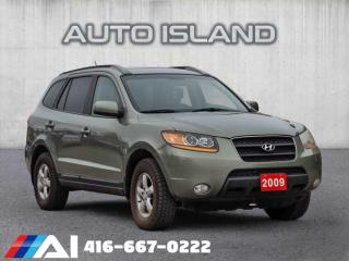 Used 2009 Hyundai Santa Fe AWD  Leather Sunroof  3.3L for sale in North York, ON
