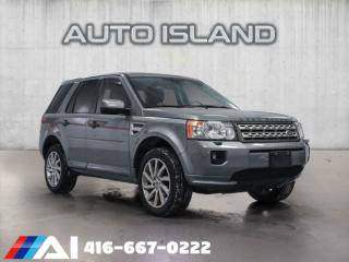Used 2012 Land Rover LR2 AWD HSE BLUETOOTH  PANO SUNROOF  LEATHER for sale in North York, ON