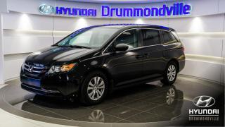 Used 2014 Honda Odyssey SE + MAGS + CAMERA + CRUISE + BLUETOOTH for sale in Drummondville, QC