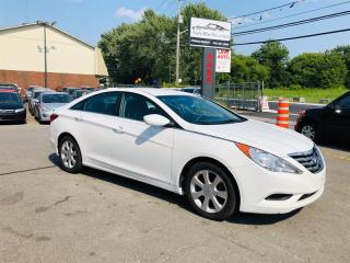 Used 2011 Hyundai Sonata Air-Bluetooth-Mag-Siége Chauffant-Jamais Accidenté for sale in Laval, QC