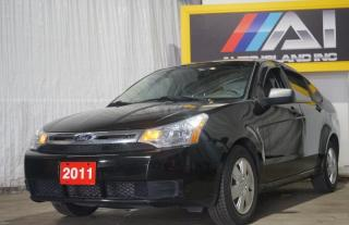 Used 2011 Ford Focus S  Low KMs for sale in North York, ON