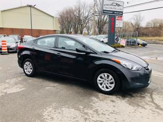 Used 2013 Hyundai Elantra 29$* par semaine/Financement for sale in Laval, QC