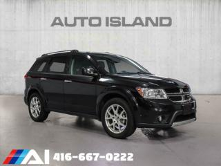 Used 2012 Dodge Journey AWD R/T 7PASSENGER LEATHER SUNROOF for sale in North York, ON
