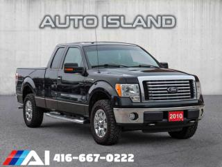 Used 2010 Ford F-150 4WD SuperCab 145