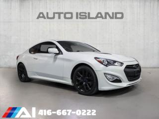 Used 2013 Hyundai Genesis Coupe, Navi, Bluet,Leather Sunroof for sale in North York, ON