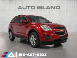 Used 2015 Chevrolet Equinox w/1LT  Camera Bluetooth,SAFETY  INCLUDET for sale in North York, ON
