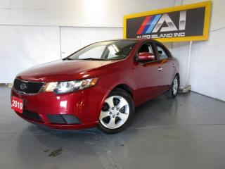 Used 2010 Kia Forte 4dr Sdn EX,BLUETH,SUNROOF,SAFETY INCL,NORTH-YORK for sale in North York, ON
