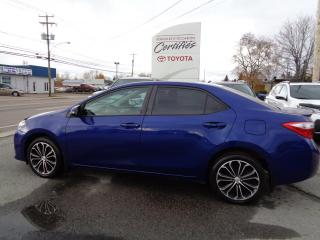 Used 2014 Toyota Corolla COROLLA  S Auto + TOIT OUVRANT MAGS for sale in St-Félicien, QC