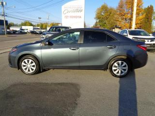 Used 2015 Toyota Corolla COROLLA S for sale in St-Félicien, QC