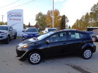 Used 2019 Toyota Prius C for sale in St-Félicien, QC