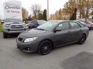 Used 2009 Toyota Corolla COROLLA LE for sale in St-Félicien, QC