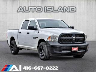 Used 2015 Dodge Ram 1500 4X4**CREW CAB**ECO DIESEL**SUPER CLEAN!! for sale in North York, ON
